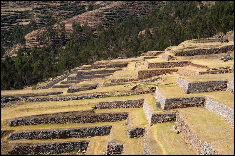 Archaeological Complex chincheros.