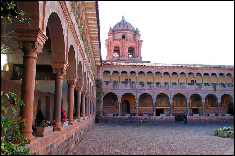Convent of Santo Domingo.