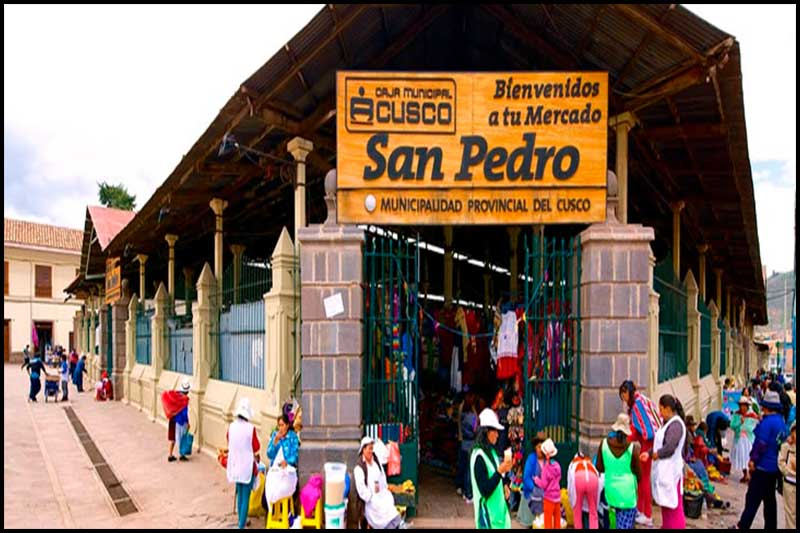 Square of san pedro.