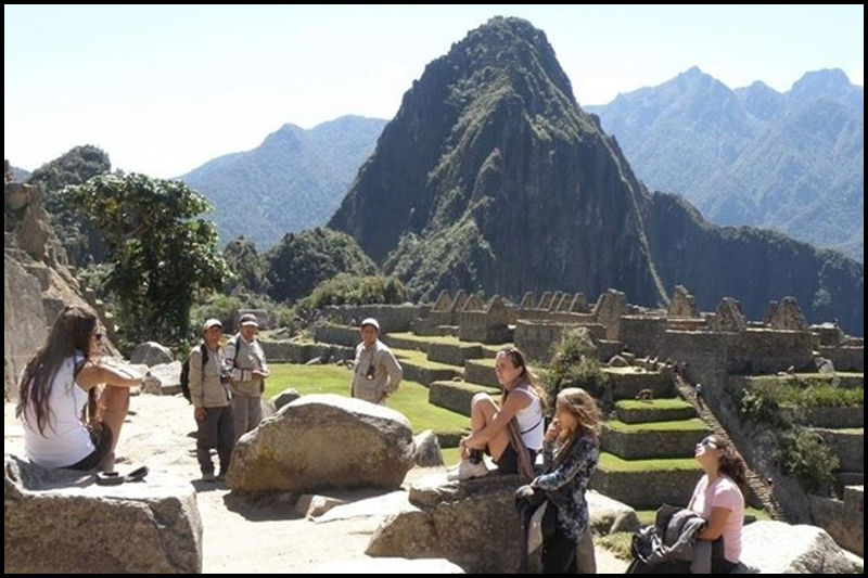National tourists increased by 18% and total visits generated income of 19 million soles