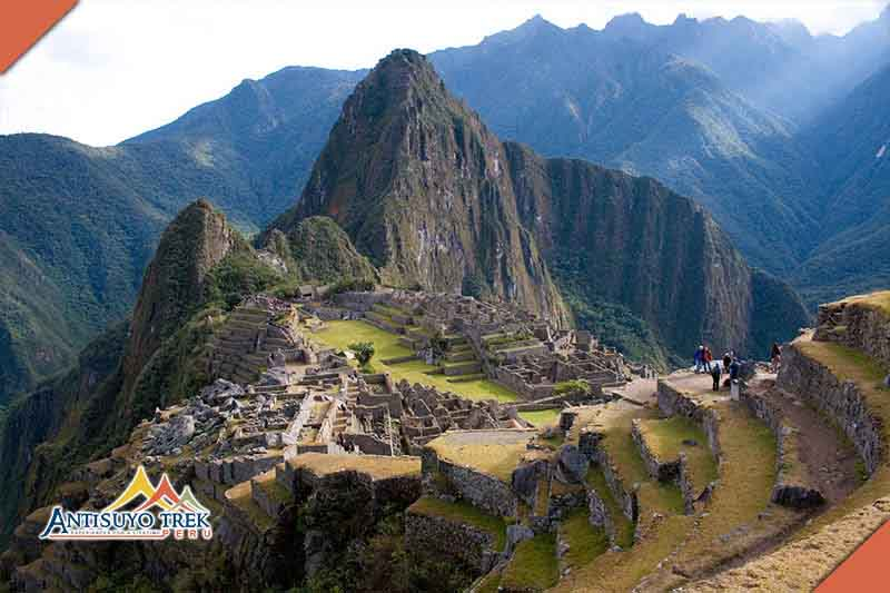 Archaeological Complex of Machu Picchu.