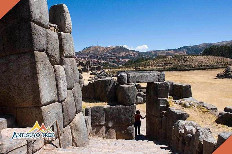 Archaeological complex of sacsayhuaman.
