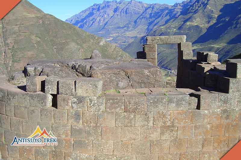 Archaeological complex pisac.